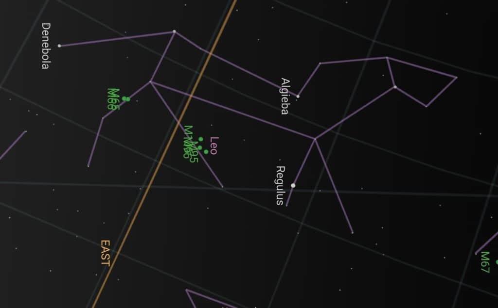 Constelaţia Leului